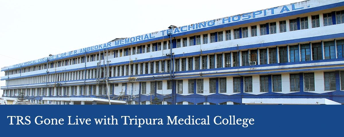 Teleradiology Solutions Starts Reading Scans for Tripura Medical College