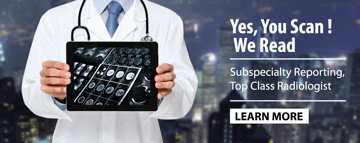 Subspecialty Reading - Top Class Radiologists