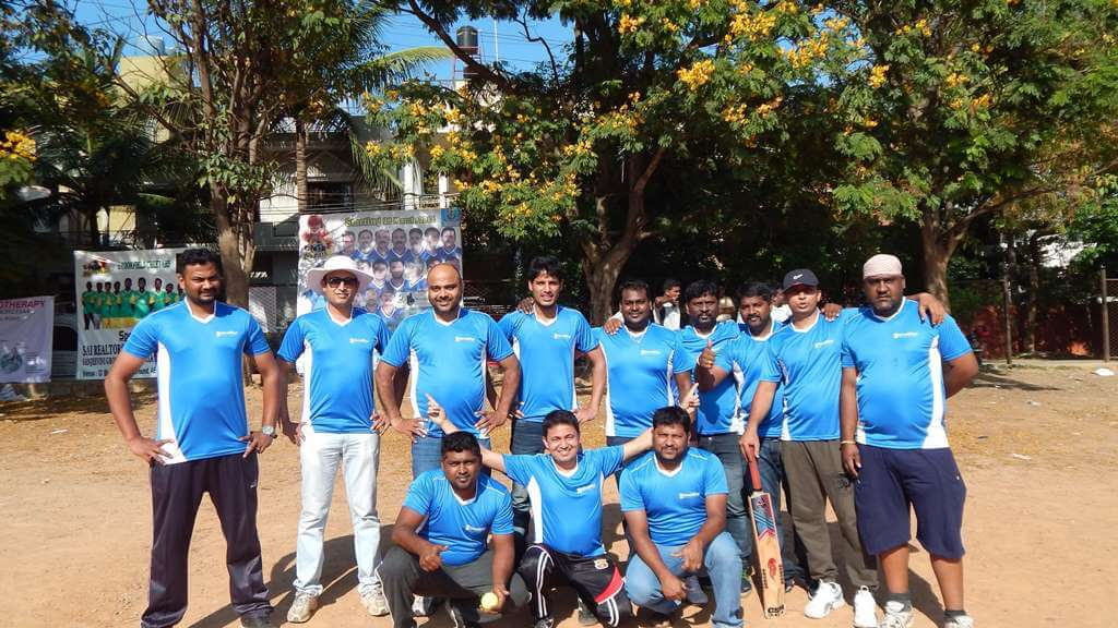 Teleradiology Solutions Cricket League 2015