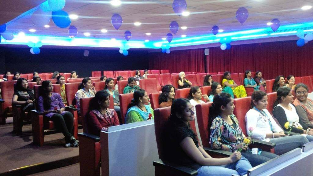 Women's day celebration at Teleradiology Solutions