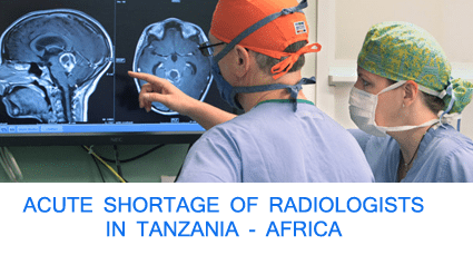 Shortage of Radiologists in Tanzania - Africa