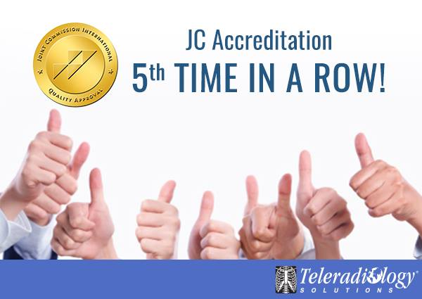 JC-Reaccreditation-fifth-time-Teleradiology-Solutions