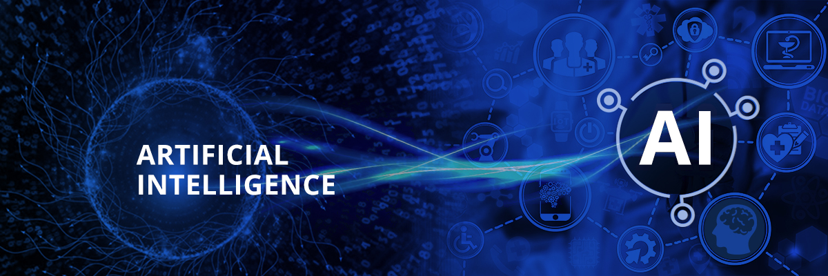 Artificial Intelligence Page Banner