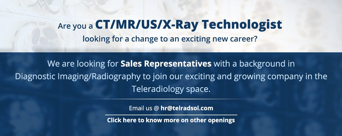 CT MRI Technologist hiring website banner