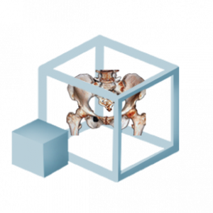 3D logo 27 th march