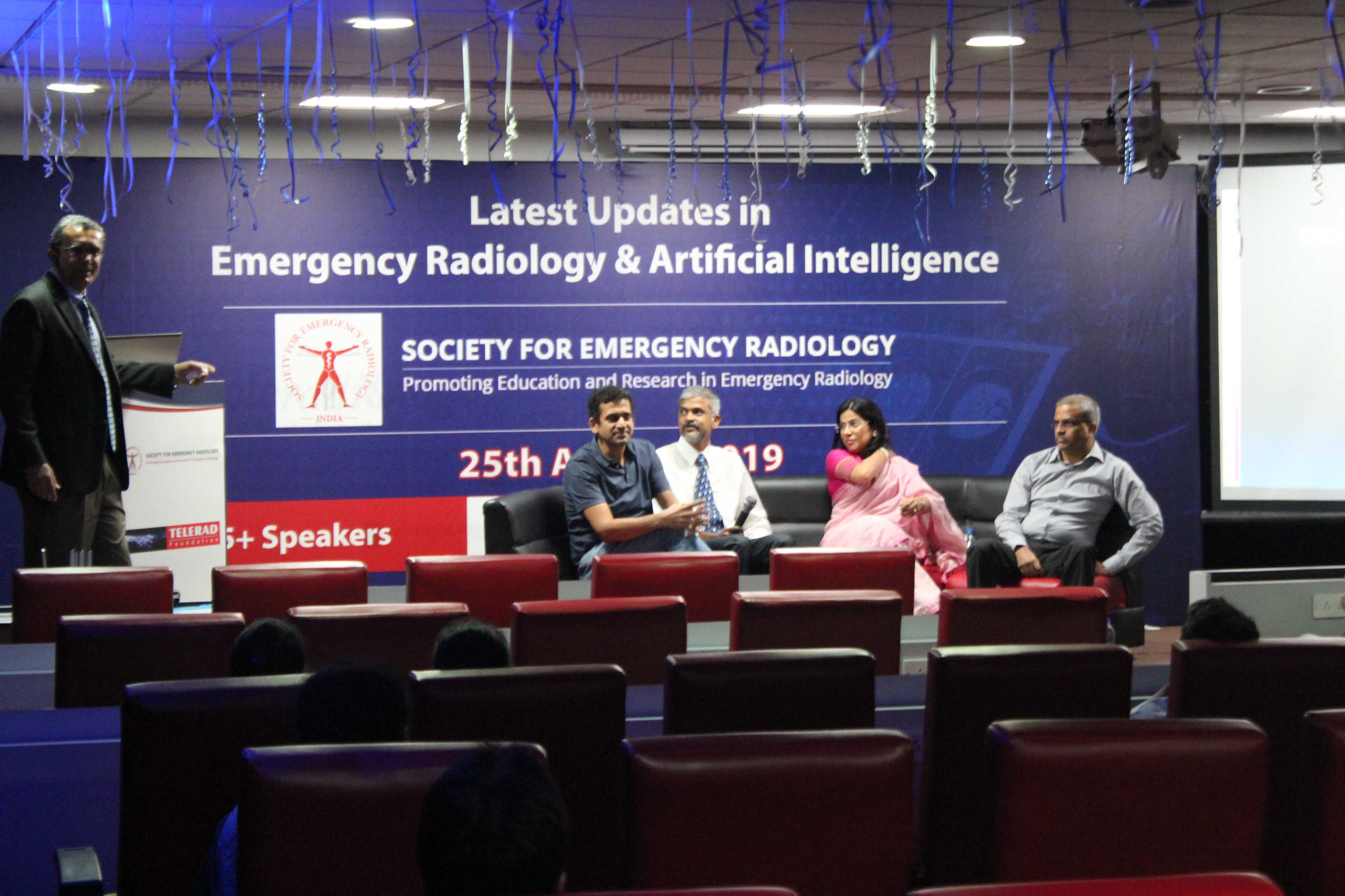 Panel Discussion at SER 2019